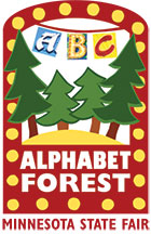 Alphabet Forest Minnesota State Fair